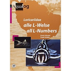 Aqualog: Loricariidae All L-Numbers, New 2nd. Edition