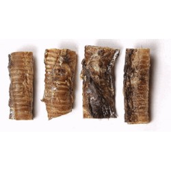 Okseluftrør stykker 4-5cm stk. løse
