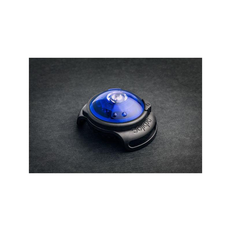 Orbiloc Safety Light Dual - Lilla