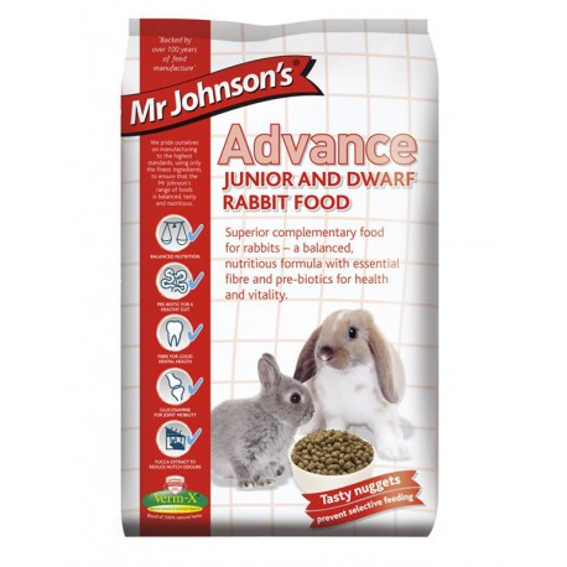 Mr.J Advance Junior Rabbit 1,5kg