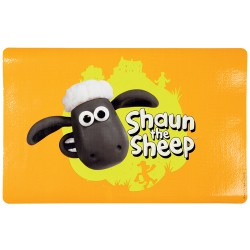 Shaun the Sheep, skåleunderlag orange