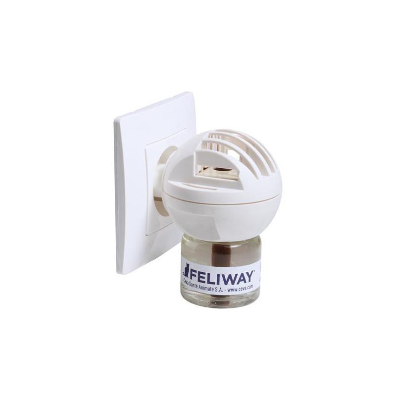 Feliway diffusor m/flaske 48ml