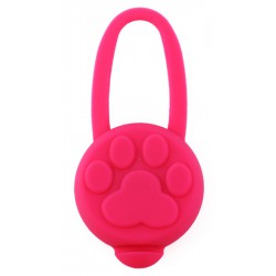Hundelygte - Multiflash i farven pink