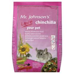 Mr. Johnsons Chinchilla 1,5kg