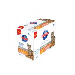 Science Plan™ Feline Sterilised Cat Favourite Selection 12 x