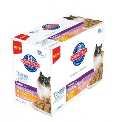 Science Plan Feline Senior 11+ Favourite Selection 12 x 85 g