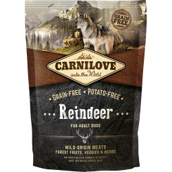 Gratis Carnilove Reindeer for Adult 100 g