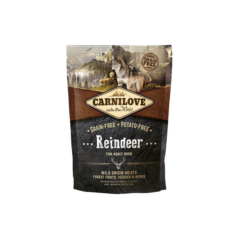 Carnilove Reindeer for Adult 1.5kg