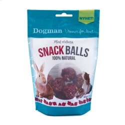 Snack Balls med rødbede 100% natural