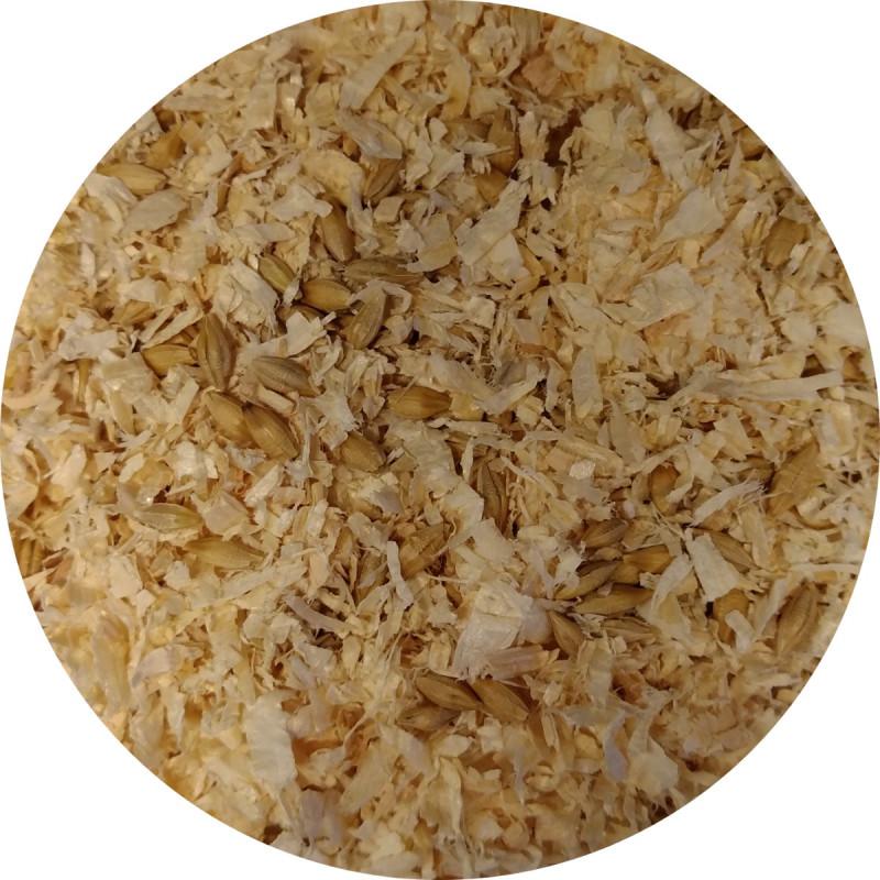 Kattegræs korn blanding 500 gram