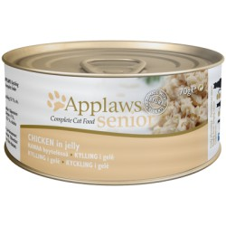 Applaws cat senior kylling gele 70g