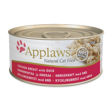 Applaws 70g Cat Kylling & And