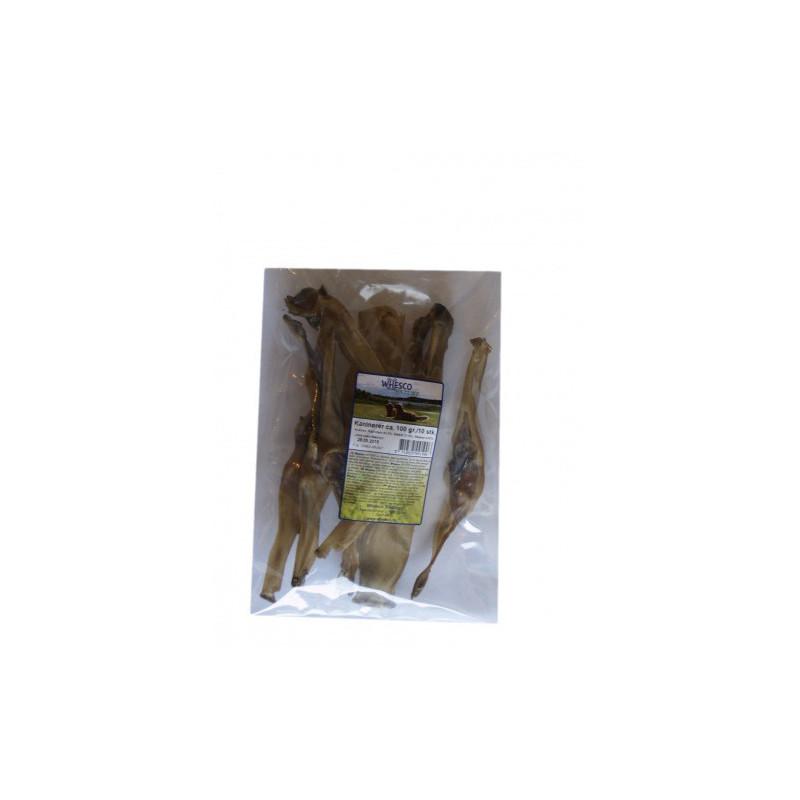 Kaninører 100 gram