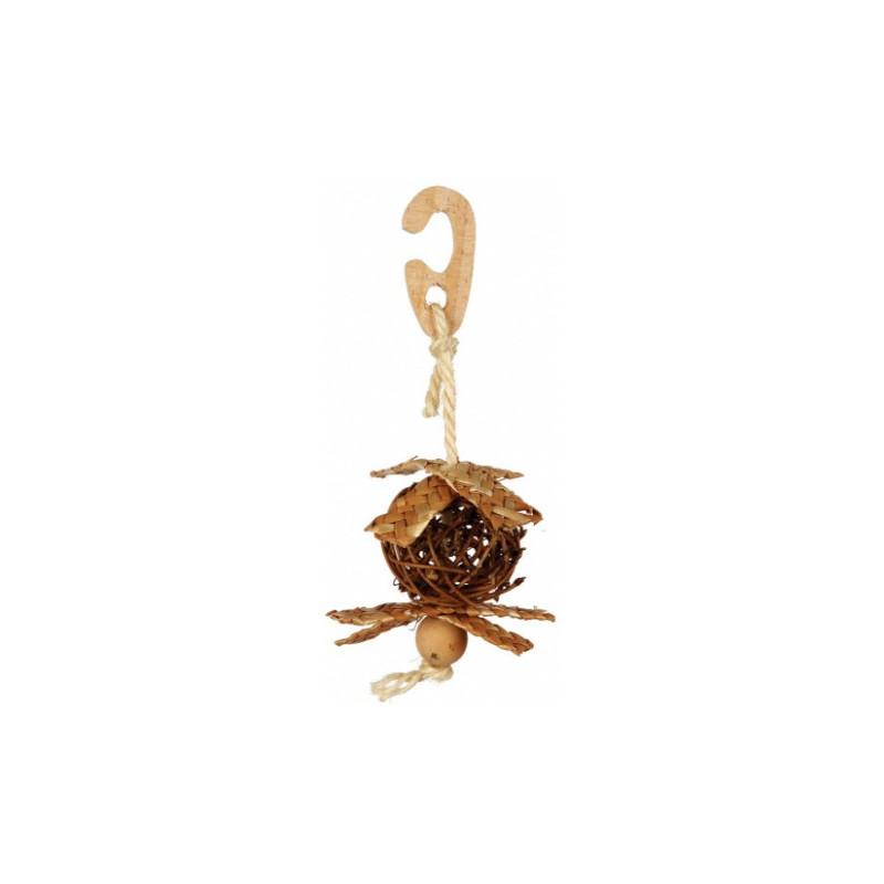 Pilebold m. klokke, ø 5,5 cm, 18 cm