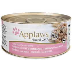 Applaws 156g Cat Tuna & Prawn