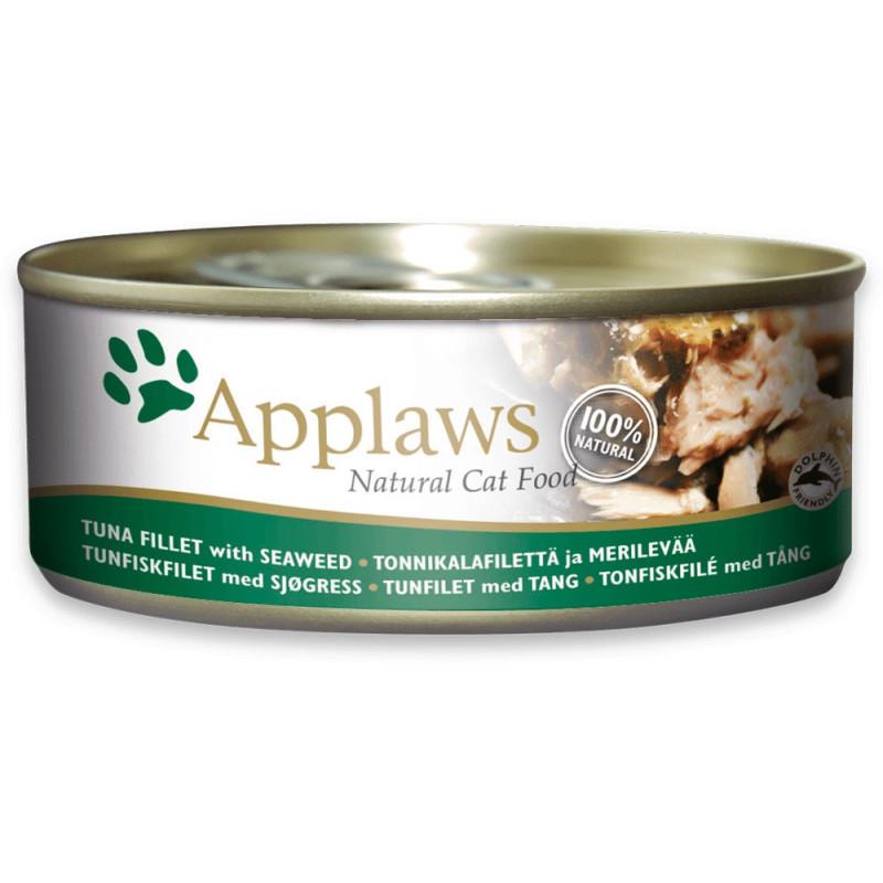 Applaws 70g Cat Tuna & Seaweed