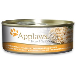 Applaws 156g Cat Chicken & Cheese