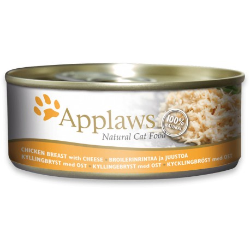Applaws 156g Cat Chicken & Cheese
