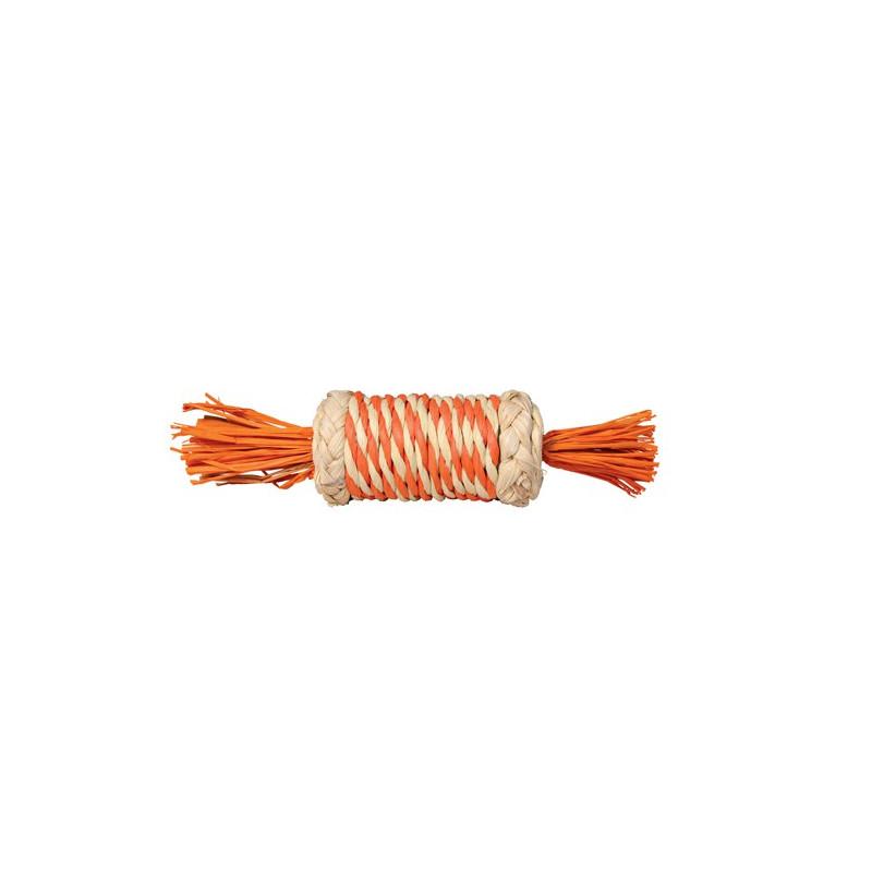 Sisal-Rulle til kaniner 18cm