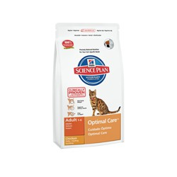 10kg Science Plan Feline Adult Optimal Care