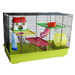 Hamsterbur Teddy Gigant 58x32x41