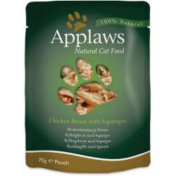 Applaws - Kyllingebryst med Asparges 70g