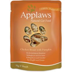 Applaws - Kyllingebryst med Græskar 70g