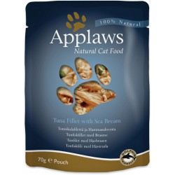 Applaws - Tun og Havbras 70g