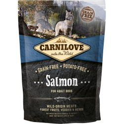 Gratis Carnilove Salmon for Adult 100g