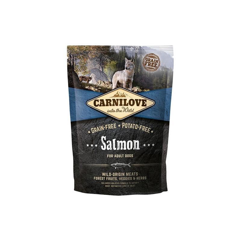 gratis vareprøve - Carnilove Salmon for Adult