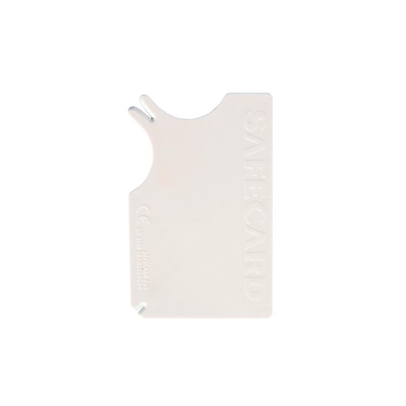"""skovflåtfjerner """"SafeCard"""" 8x5cm"""