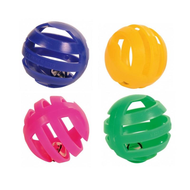 4 stk bolde ø 4cm