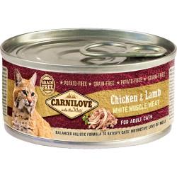 Carnilove Kylling & Lam til katte 100g