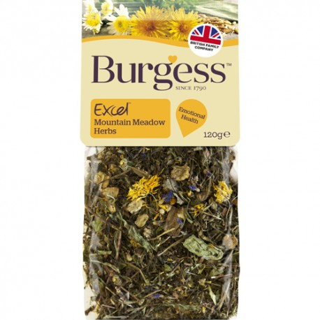 Burges Mountain Meadow Herbs 120g