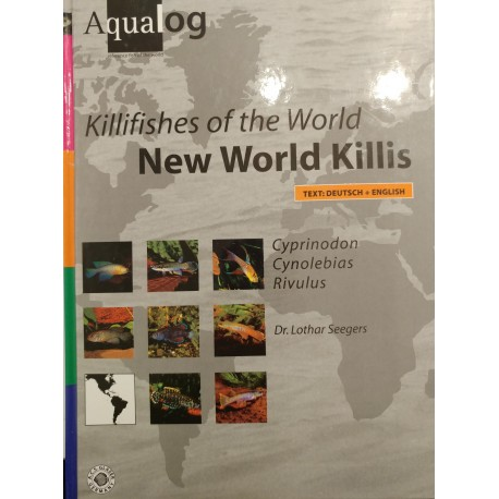 Aqualog - Killifishes of the world