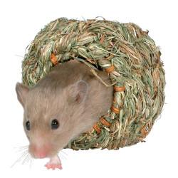 Græshule til hamster ø10cm