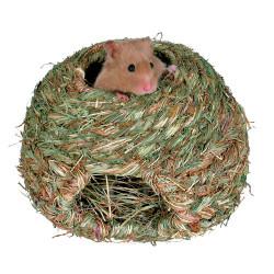Græshule til hamster rund ø16cm