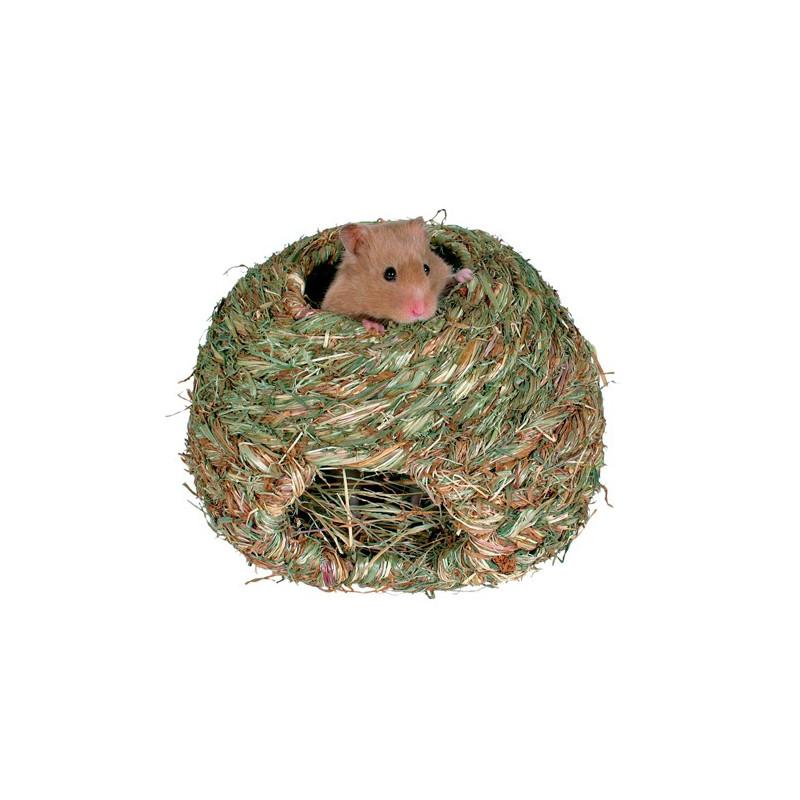 Græshule til hamster rund ø16c