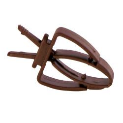2 stk universalholder til kolber, blade mm