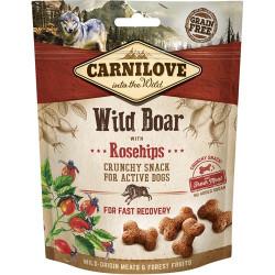 Carnilove Crunchy Snack Wild Boar 200g