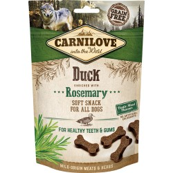 Carnilove Semi Moist Snack Duck 200g