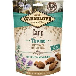 Carnilove Semi Moist Snack Carp 200g