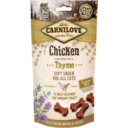 Carnilove - Cat Semi Moist Snack Chicken 50g