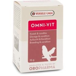 Omni-Vit avl og kondition vitamin 25g