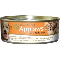 Applaws hund 156g Kylling & And
