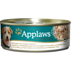 Applaws hund 156g Kylling & Tun
