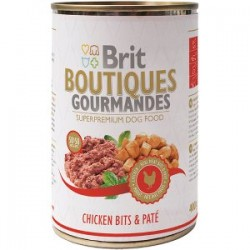 Boutiques Gourmandes Kylling 400g