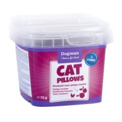 Cat Pillows kyllin/tranebær