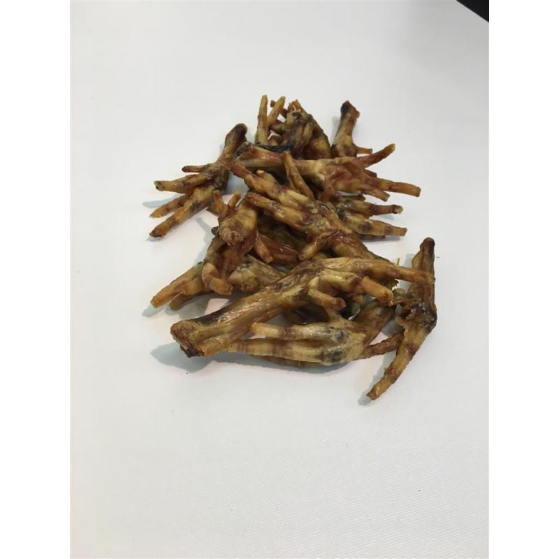 Hønse/kyllingefødder natural i pose 200g