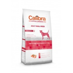 Calibra Dog ADULT SMALL Kylling/ris 2 kg